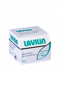 Lavilin Foot Deodorant Cream 14g