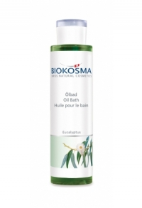 Biokosma Bad Eucalyptus Ölbad 200ml