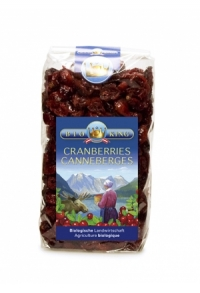 Bioking Cranberries 250g