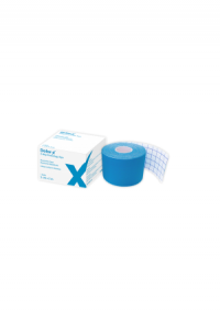 Dolor-X Way Kinesiology Tape Blau 5cmx5m