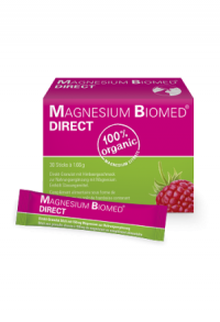 Magnesium Biomed Direct Gran Sticks 30 Stk.